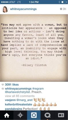 Thank you, Hilary.