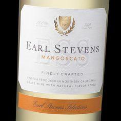 Earl Stevens Selections | Wine Label Design by Auston Design Group