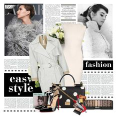 """Audrey Hepburn*"" by cano315 on Polyvore"