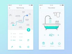 Daily UI #07  It's a smart home app. If this then that. Five hours a week to work is the most fun time, if you have five minutes from home every week, there is a five minute drive, to remind me whe...