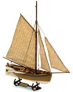 HMS Bounty Jolly Boat AL19004 Historic Wood Model Ship Kit by Artesania Latina