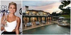 Conheça 13 famosos que compraram uma mansão antes dos 30 anos de idade. Veja mais fotos em nossa revista: http://revista.zap.com.br/imoveis/conheca-13-famosos-que-compraram-uma-mansao-antes-dos-30-anos-de-idade/