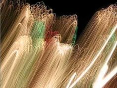 Long Exposure Photography - Sparkler Fireworks - YouTube
