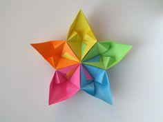 ai thích cái này.... Stella aquilone, retro - Kite Star, back, by Francesco Guarnieri