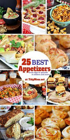 Amazing Appetizer Recipes