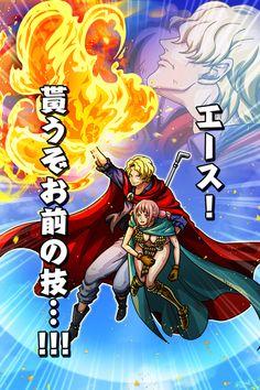 Sabo One Piece, One Piece Ship, One Piece 1, One Piece Anime, One Piece Rebecca, Fruit Du Demon, One Piece Photos, Opt Art, Ace Sabo Luffy