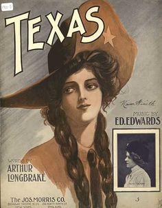 Texas (sheet music)