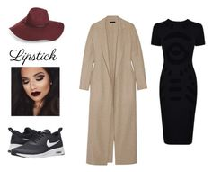 A beauty collage from October 2016 featuring flop hat, sleeveless dress and leather belt. Browse and shop related looks. The Row, Alexander Mcqueen, Shoe Bag, Nike, Polyvore, Beauty, Collection, Shopping, Design
