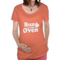 Bun in the Oven Tee Shirt