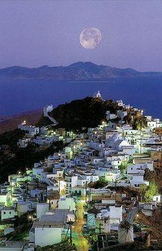 favourite place in Greece - Serifos island