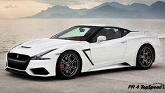New Nissan GT-R ?