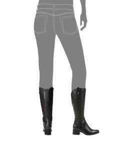 Naturalizer Dev Tall Boots - Tan/Beige 8.5WW
