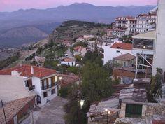 Village of Delphi, Greece <3