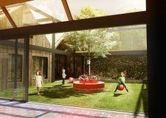 'Kids' City' – Modular Kindergarten Proposal / Adam Wiercinski