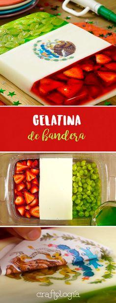 Cookie Recipes, Dessert Recipes, Desserts, Edible Picture Cake, Gelatin Recipes, Deli Food, Jelly Cake, Jello, Coffee Break
