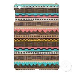 Cool Tribal iPad mini Cases