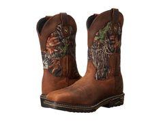 Dan Post Hunter ST Cowboy Boots Saddle Tan