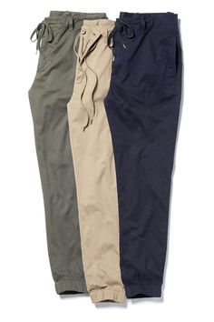 Must Have: Cuffed Chino Chino Joggers, Mens Joggers, Joggers Outfit, Fashion Joggers, Gentleman Style, Gentleman Fashion, Short Niña, Androgynous Fashion, Slippers