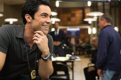 Danny Pino... most attractive SVU detective