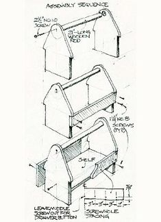 How to Build a Toolbox: Simple DIY Woodworking Project - PopularMechanics.com