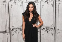 Pin for Later: 9 Stars Who've Braved the Deep, Strange World of Tumblr Shay Mitchell