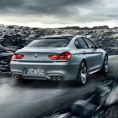BMW M6 Gran Coupe-Oh boy!! Fav make since I've been able to drive. I like sportish looking cars.