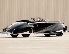 1947 Franay-Bentley Mark VI