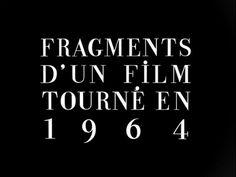 Une femme mariée (1964) | Jean-Luc Godard | Bernard Noël Macha Méril Philippe Leroy