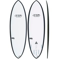 The Hypto Krypto V surfboard is a variation on the Hayden's popular tri fin model, and while the shape remains the same, the 5-fin set up allows the board to be surfed as a quad or a thruster. Hayden adjusted the fin placement on the Hypto V to maximise the overall performance of the convertible set-up, while maintaining the smooth feel that's become synonymous with this board.