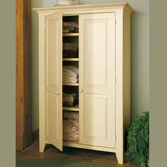 Solid wood furniture, beautiful pine armoires and wardrobe cabinets for your home by Yield House and other fine manufacturers. Shop American Country Home Store for your pine furniture. Pine Furniture, Cabinet Furniture, Cheap Furniture, Kitchen Furniture, Furniture Making, Bedroom Furniture, Primitive Furniture, Country Furniture, Furniture Ideas
