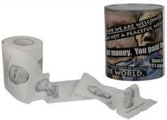 George W. Bush Toilettenpapier