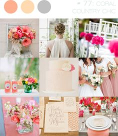 bloved-uk-wedding-blog-inspiration-coral-country-chic-coral-peach-grey