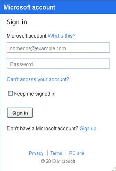 How to access Outlook.Com from mobile devices : http://www.ivelab.com/how-to-access-outlook-com-from-mobile-devices/