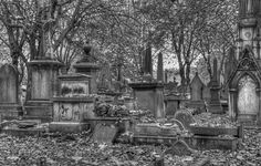Key Hill Cemetery, Jewellery Quarter, Birmingham