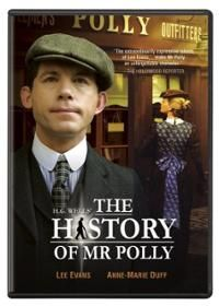 The History of Mr Polly (DVD) ~ Lee Evans (actor) and Anne-Mar... Cover Art 2007 ITV film