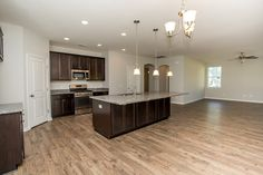 A kitchen snapshot form one of our Summerville Homes