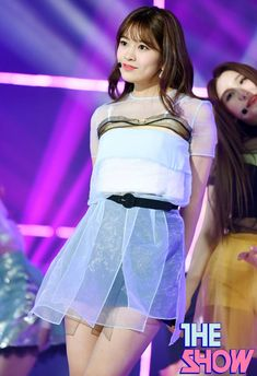 Photo album containing 48 pictures of IZ*ONE Stage Outfits, Kpop Outfits, Korean Outfits, Yu Jin, Cosmic Girls, Independent Women, K Idol, Starship Entertainment, Getting Wet