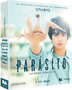 Parásito - La Saga Completa Blu-ray