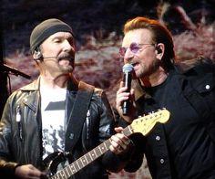 Adam Clayton, U2 Show, U2 Joshua Tree Tour, Larry Mullen Jr, U 2, Living Legends, Classic Rock, Photos Du, Concert