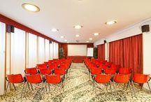 "Sala Meeting - The Meeting Room ""Vespucci"".../di Hotel Terminus & Plaza"