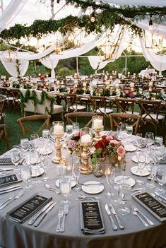 The Ultimate Outdoor Desert Scottsdale Wedding