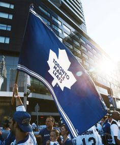 Would LOVE to see this again at Maple Leaf Square, Toronto :) Hockey Live, Ice Hockey, Nhl Hockey Jerseys, Hockey Games, Maple Leafs Hockey, Canada Hockey, New Jersey Devils, Hockey Stuff, Toronto Blue Jays