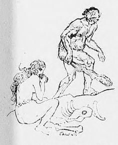 Vald'Es – Véritable Généalogie de M. Joseph Durant, bourgeois de Paris (1918) – Vald'Es es el pseudónimo del pintor e ilustrador Louis Denis-Valvérane (1870-1943)