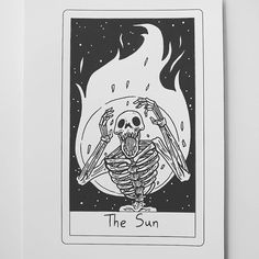 I love this drawing because this is me because the sun hates me because I'm so pasty and I love the imagination and the layers of detail to the skeleton but not the backround Matt Bailey, Skeleton Art, Skeleton Watches, Bizarre, Skull Art, Dark Art, Blackwork, Art Inspo, Art Drawings