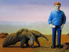 Anteater with Baby (Safari Ltd. - Wild Safari Wildlife) - Animal Toy Forum