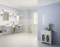 Soho Colours Azul 33x33 BA - KACHLIČKOVO - Obklady a dlažby Soho, Alcove, Bathtub, Colours, Standing Bath, Bathtubs, Bath Tube, Small Home Offices, Bath Tub