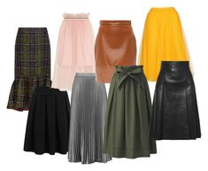 Designer Clothes, Shoes & Bags for Women Stella Jean, Uniqlo, Alexander Mcqueen, Pearl, Skirts, Polyvore, Stuff To Buy, Shopping, Collection