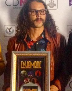 "Congratulations to @angeloopolis drummer from the band @enjambremx PLATINUM disc for the high sells of the album ""Proaño"" ! The band close the ""Proaño Tour"" in Mexico City's ""Zocalo"" with 100000 people and now will prepare the new album to be ready before the end of the year. Congratulations Angel Sanchez! Congratulations Enjambre! #Drums #Drummers #Drumheads #Cymbals #Drumsticks #Snare #BassDrum #Drumkit #Drumlife #Toms #Bateria #Bateristas #Platillos #Baquetas #Parches #Tarola #Batera…"