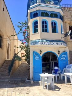 The Beautiful Bizerte, Tunisia