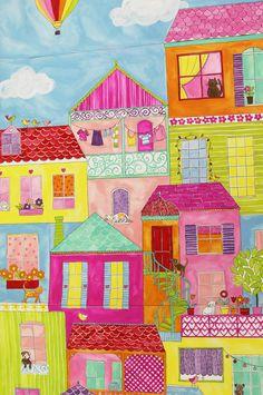 Sunnyside by Natalie Ryan, via Behance